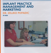 Implant Practice Management and Marketing - Popadic